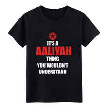 fb3e05212 Aaliyah Geschenk it s a thing birthday understand AALIYAH Men's 50/50 t  shirt Customize 100
