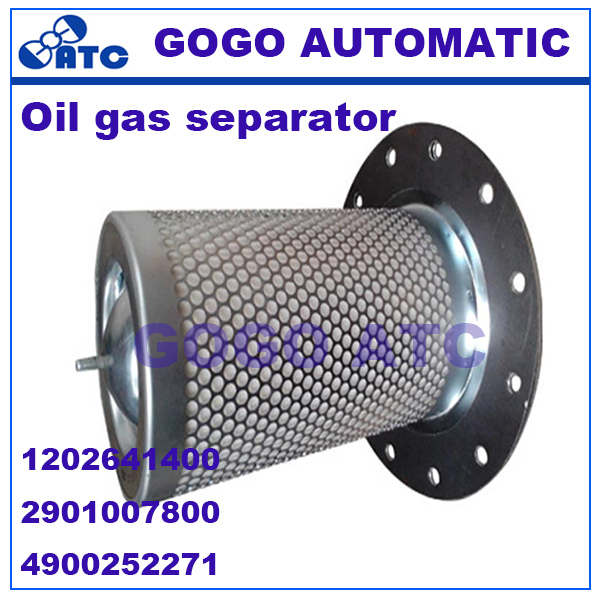 High quality Oil gas separator 1202641400 2901007800 4900252271 Air compressor GA37 50HP Accessories air compressor-in Pneumatic Parts from Home Improvement    1