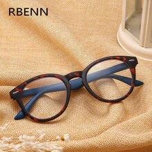 Óculos de leitura rbenn, ultraleve para presbiopia para homens e mulheres, leopardo + 1.25 + 1.5 + 1.75 + 2.0 + 2.5 + + 3.0 + 3.5 + 3.75 + 5.0 + 6.0