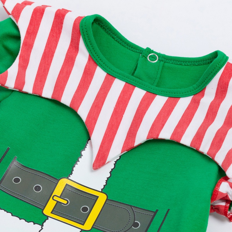 Baby Christmas Rompers Newborn Girl Romper Infant Clothing New Born Baby Christmas Clothes Bebes New Year Costumes For Kids