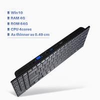 Minipc Windows 10 Intel 1 33Ghz Atom Z8350 Emmc HDMI VGA Wireless Mouse Keyboard Mini Pcs