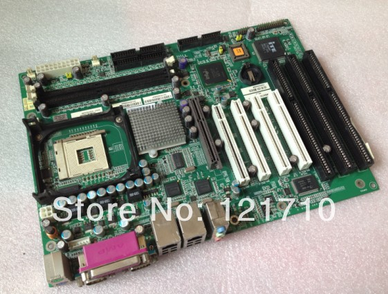 Équipements industriels cartes MBATX-845E-G2A REV 3.2 ISA * 3 PCI * 4 AGP * 1