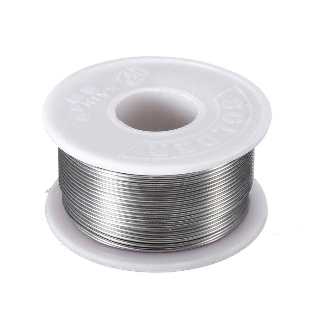 Haute qualité 100g/3.5oz FLUX 2.0% 1mm 63/37 45FT étain plomb ligne colophane noyau Flux soudure soudure fer fil bobine
