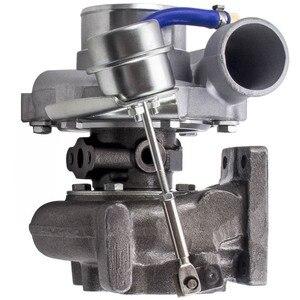 Image 5 - Gt25 gt28 t25 t28 gt2871 gt2860 para sr20 ca18det atualizar turbo turbocompressor turbina a/r 0.6 turbina a/r 0.64 flutuador molhado