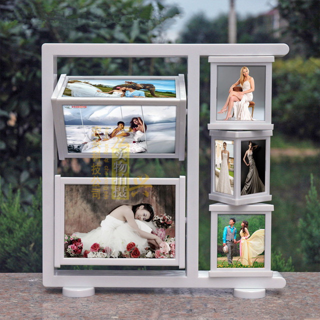 Creative Photo Frames Wholesale Unique 15 photo Combined Frames-in ...