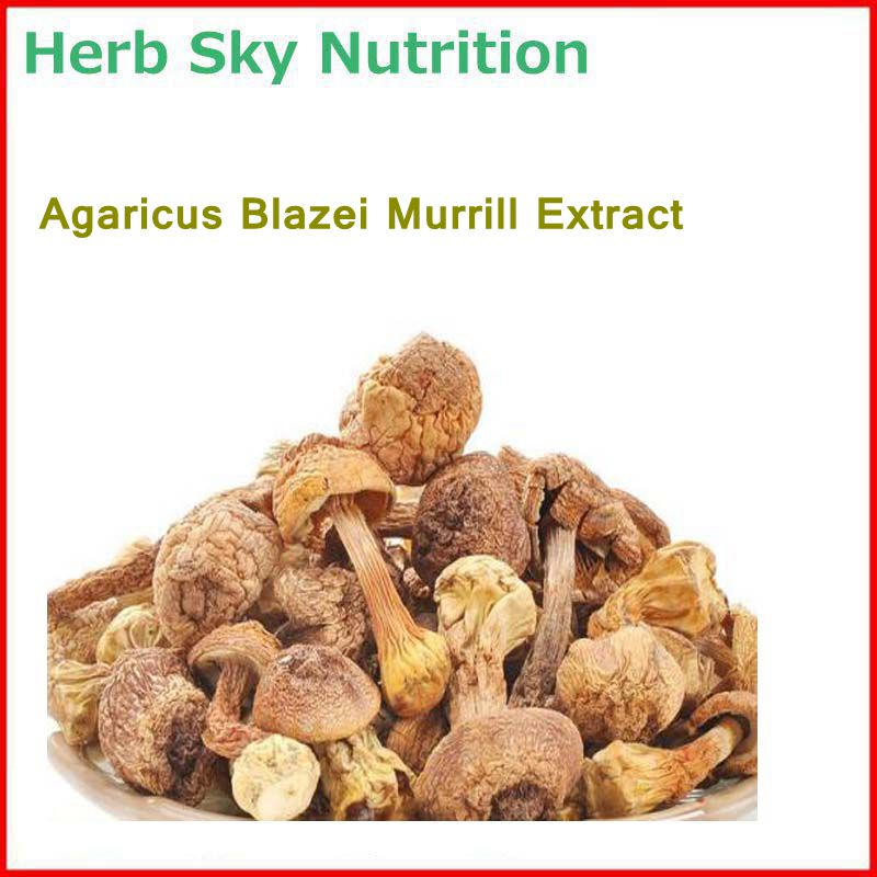 100% Natural& High quality Agaricus Blazei Murrill Extract with free shipping, anti-tumor natural water sorghum pigment extract 300g lot