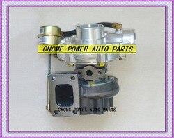 """5 Pc TURBO GT2860 GT28 sprężarki turbosprężarki: A/R. 42 turbiny: A/R. 64 T25 woda + olej chłodzony 5 śruba wlot powietrza: 2.5 """"dla NISSAN w Wloty powietrza od Samochody i motocykle na"""