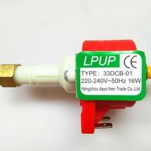 Smoke machine self-priming magnetic pump Model 33DCB-01 power 220-240V-50Hz 16W