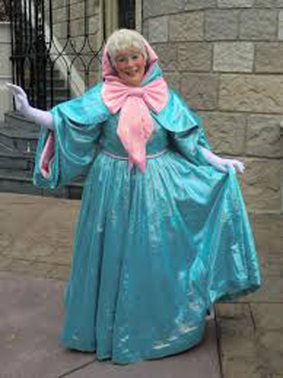 Fairy Godmother Κοστούμια Κοστούμια - Καρναβάλι κοστούμια - Φωτογραφία 2