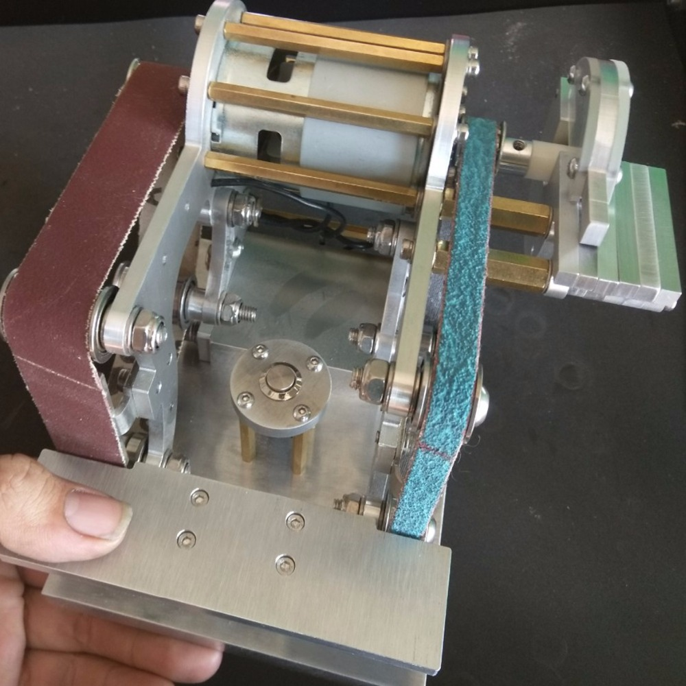 Small multi-purpose grinding and cutting machine, not suitable for grinding long pieces