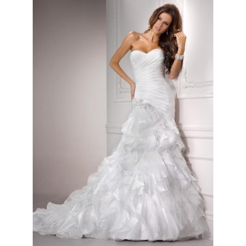Ruching Wedding Gowns