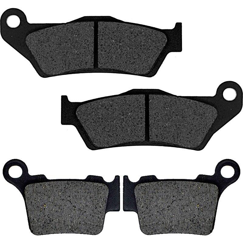 For HUSQVARNA FC250 FC350 FC450 FE250 FE450 FE501 4T 2014 2015 FC FE 250 350 450 501 Motorcycle Brake Pads Front Rear|Brake Disks| |  - title=