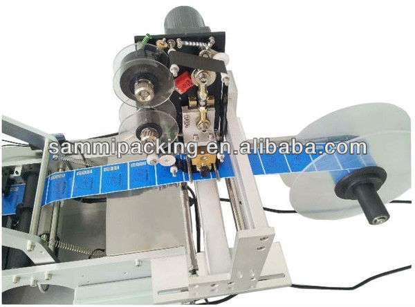 HTB1U41iIFXXXXcfXXXXq6xXFXXXI - manual round bottle labeling machine with date printing machine for PET,plastic,glass and metal bottle