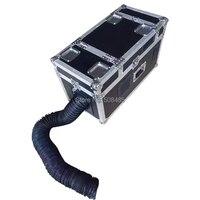 4pcs/lot 3000W Water Fog Machine Water Smoke With DMX Remote Control Low Lying Water Fog Smoke Machine Stage Effect small size