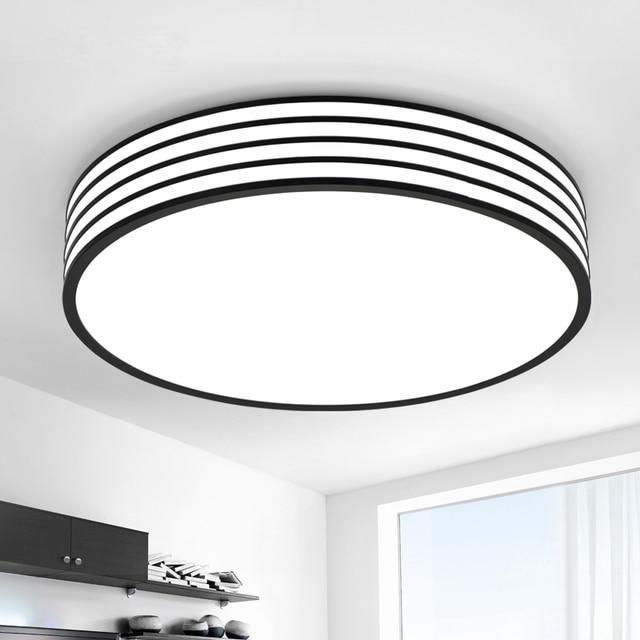 Modern Led Ceiling Lamps For Home Lighting D40 50 60cm Acrylic Lights Lustre