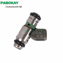 FUEL INJECTOR For VW Gol 1.8 1.6 Parati MAGNETI MARELLI PICO iwp024 50100702 0269980312 цена