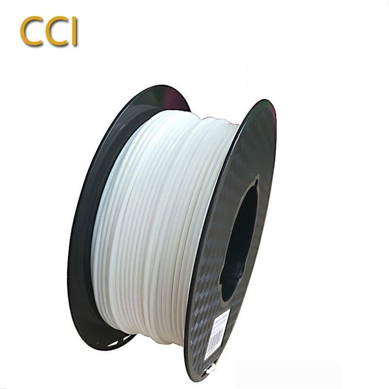 PLA 2.85mm 1kg filament 3d printer fialment 3d printing materials high quality FDM plastic material CCI|pla filament|pla filament black|filament pla - title=