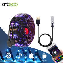 Bluetooth Control USB Led Strip SMD 5050 RGB Led Strip Light
