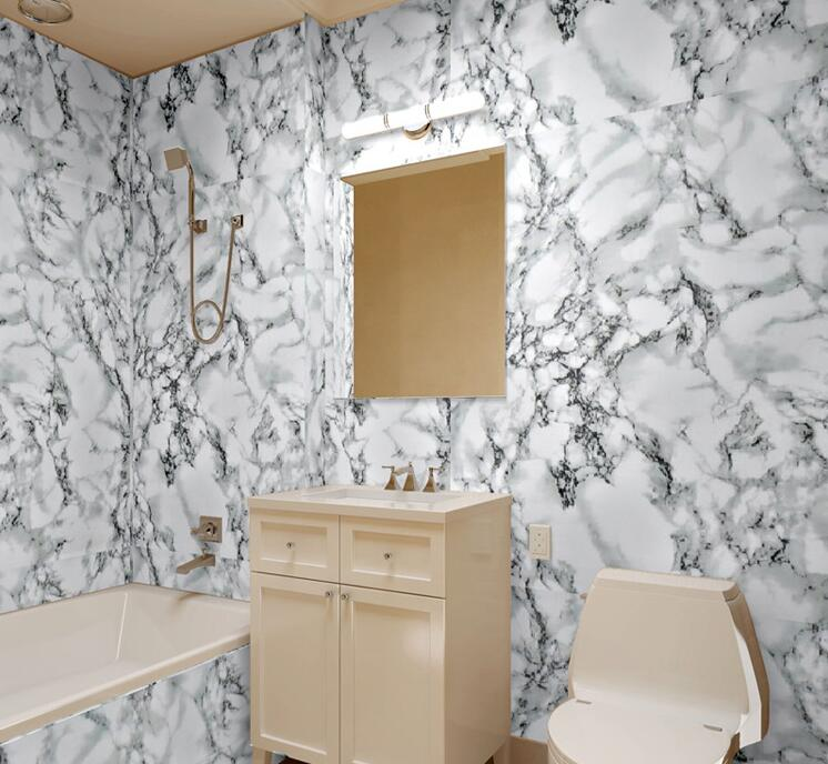 Buy high quality stone wallpaper 3d for Waterproof wallpaper for walls