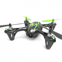 Hubsan x4 H107C Portable 4CH 6 Axis Gyro RC Quadcopter with 0.3MP HD Camera