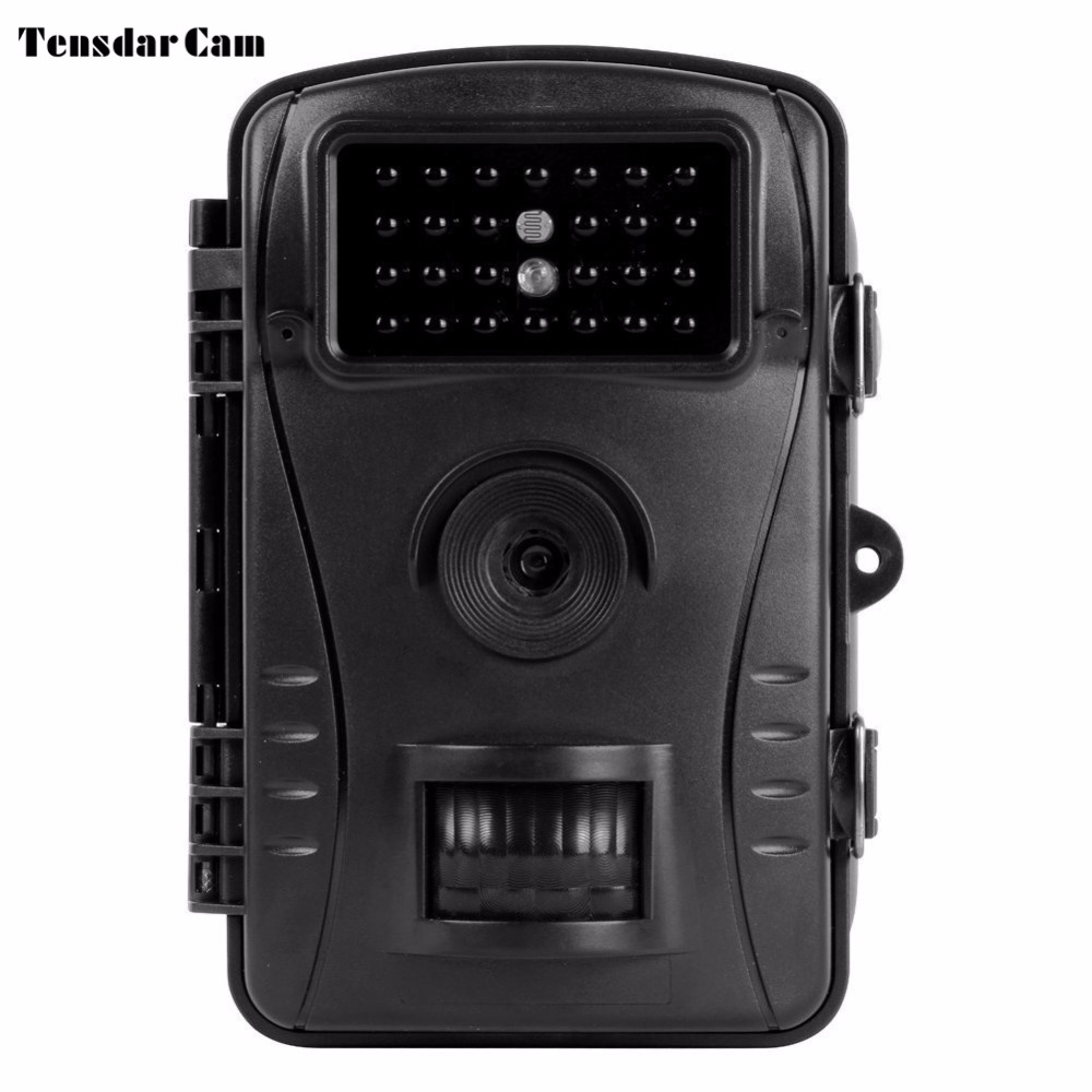 Tensdarcam Trail Camera 12MP Photo Trap 940nm Night Vision 1080P Video Scouting Wildlife Hunting CamerasTensdarcam Trail Camera 12MP Photo Trap 940nm Night Vision 1080P Video Scouting Wildlife Hunting Cameras