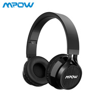 Mpow Thor Foldable Over Head Wireless Bluetooth 4.1 Headphones With Carrying Case 8h Playing Time For iPhone Xiaomi Android SONY