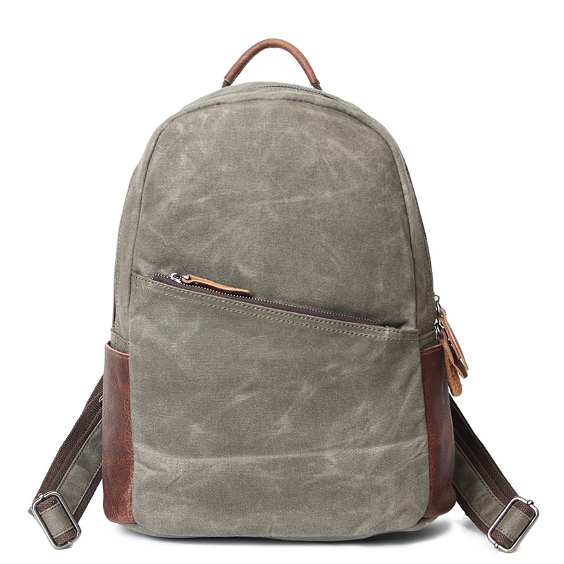 Men & Women Gray Canvas Backpack Student School Bags For Teenager Girls And Boy Travel Back Pack Rucksack Bagpack Schoolbag H032 msmo 2017 new kpop exo canvas backpack sacks women men student school bags for girl boy casual travel exo bags
