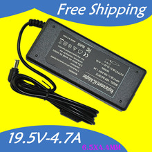 19.5V 4.7A 6.5*4.4MM 90W Replacement For Sony