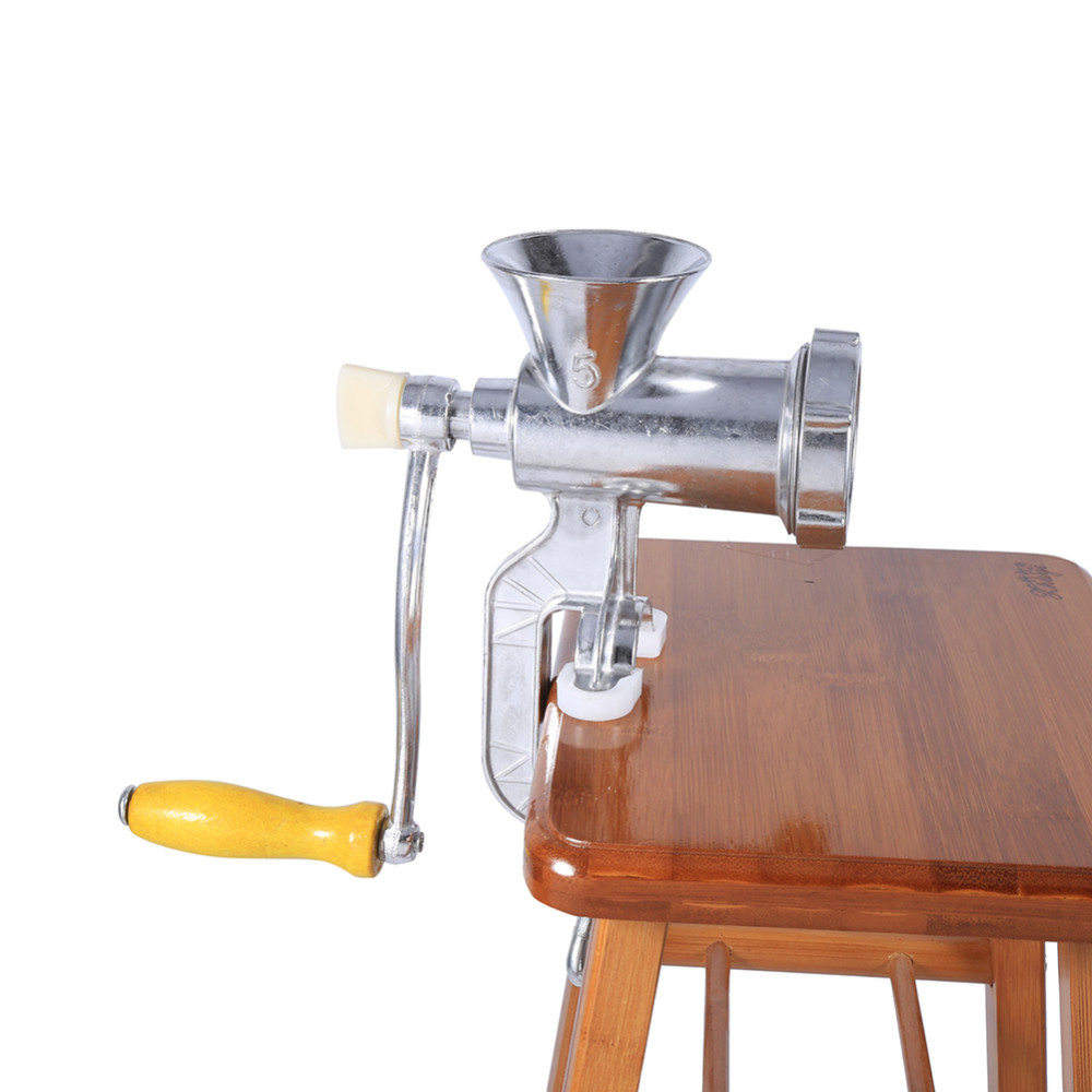 High Quality Kitchen Multifunctional Home Manual Meat Grinder For Sausage Beef Mincer With Tabletop Clamp Kitchen Gadgets