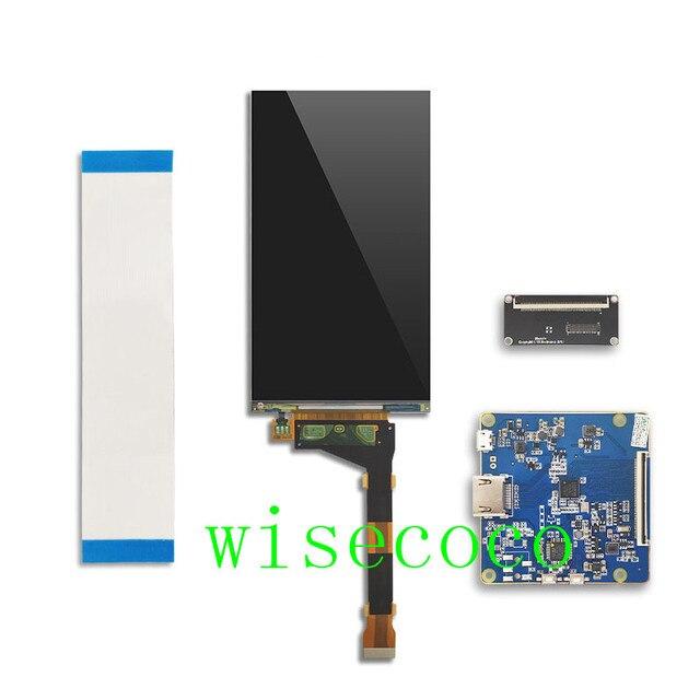 2560*1440 da 5.5 pollici 2 K display LCD LS055R1SX04 MIPI a HDMI bordo per Wanhao d7 lcd