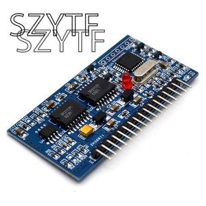 """Инвертор синусоидальной волны EGS002 """"EG8010 + IR2110"""" с ЖК-дисплеем, 1 шт."""