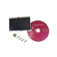 Raspberry Pi 2 Model B B 5 Inch LCD HDMI Touch Screen Display Module TFT LCD