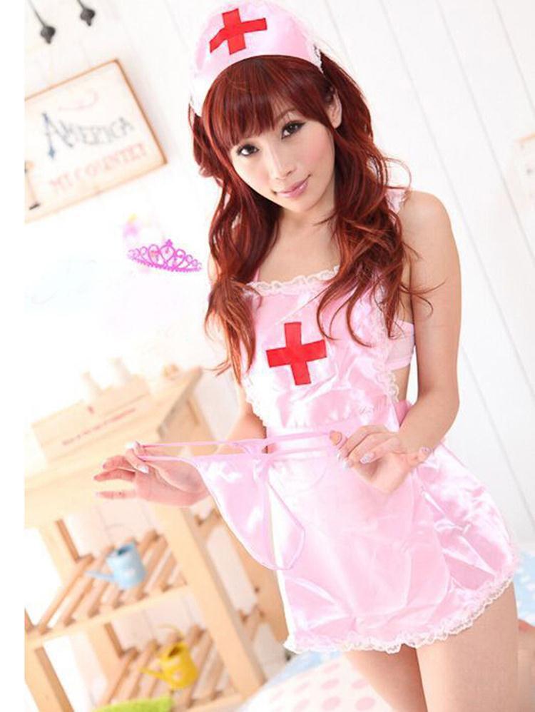 Lingerie Sexy Hot Erotic Sexy Uniform Porn Women Babydoll Underwear Chemises Nurse Cosplay Sexy Costumes Halloween Role Play