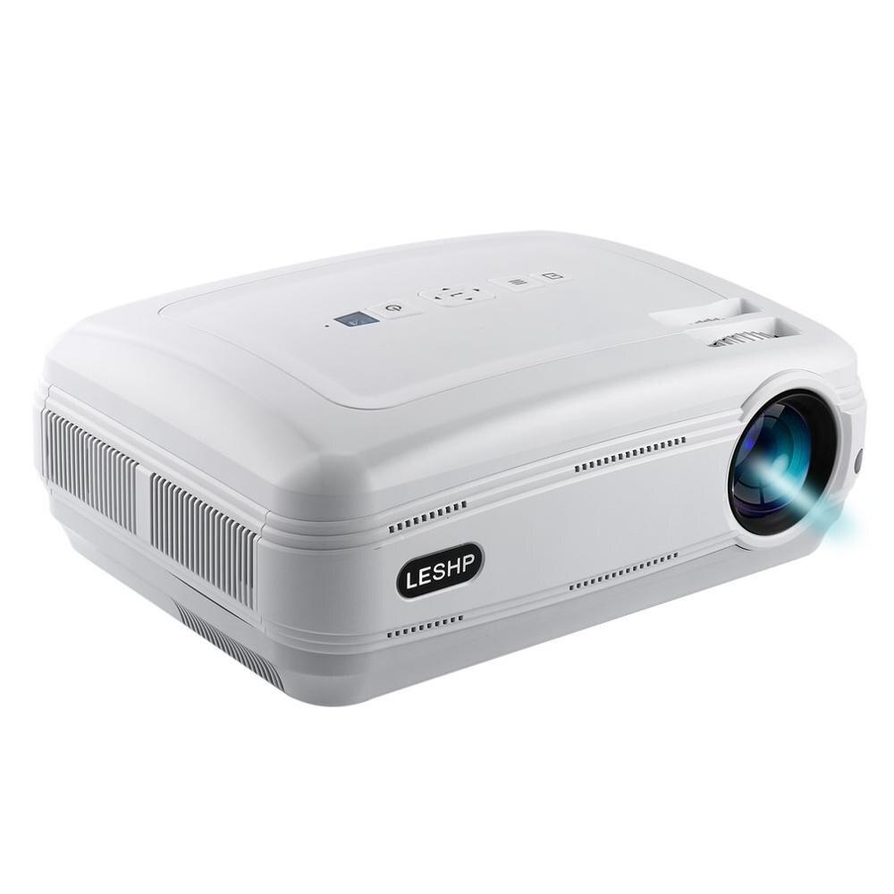 720 P projecteur LED projecteur vidéo portable multimédia Home cinéma cinéma jeu projecteur HDMI VGA USB pour ordinateur portable TV