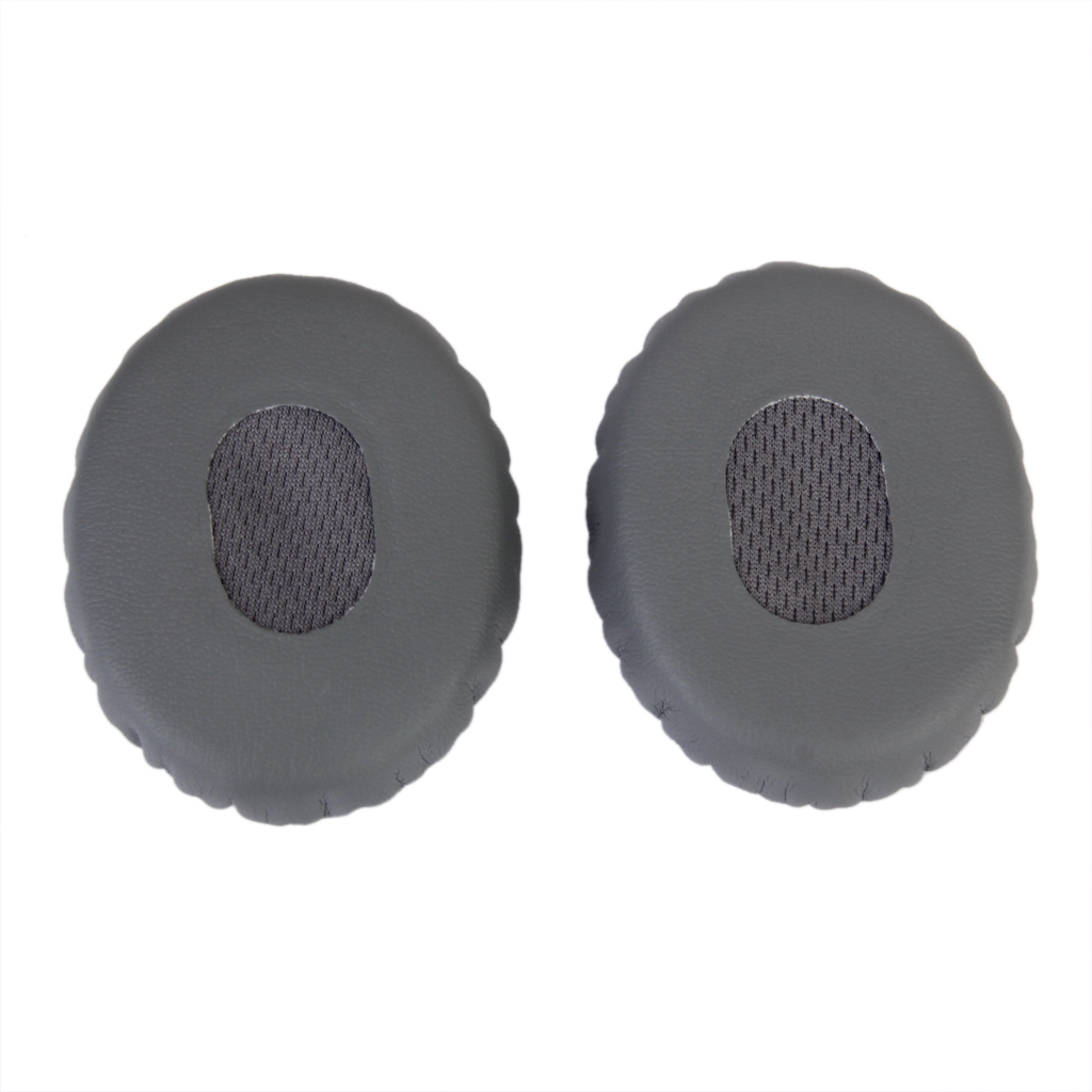 New Arrivals Protein Leather Replacement Ear Pads for OE2 OE2i SoundTrue Grey