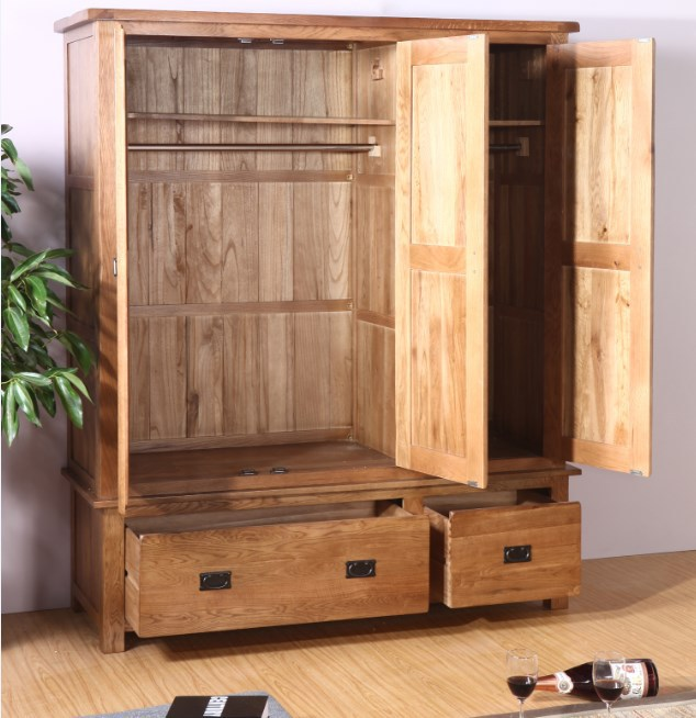 Plate Qumei Small Closet Simple IKEA Solid Wood Composition Assembled  Wardrobe Two Three Four Wardrobe Closet In Wardrobes From Furniture On  Aliexpress.com ...