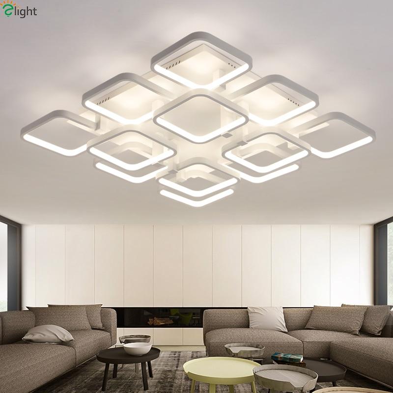 Modernes Glanz-Acrylschlafzimmer führte - Innenbeleuchtung - Foto 3