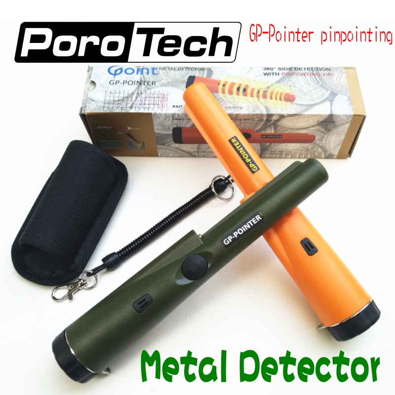 2017 Newest Print Pinpointing Metal Detector GP-pointer Garrett Pro Same Style Static State Gold Metal Detector Free Shipping