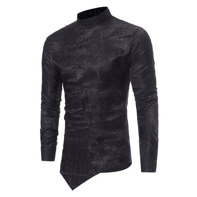 Chemise Homme manches longues 2