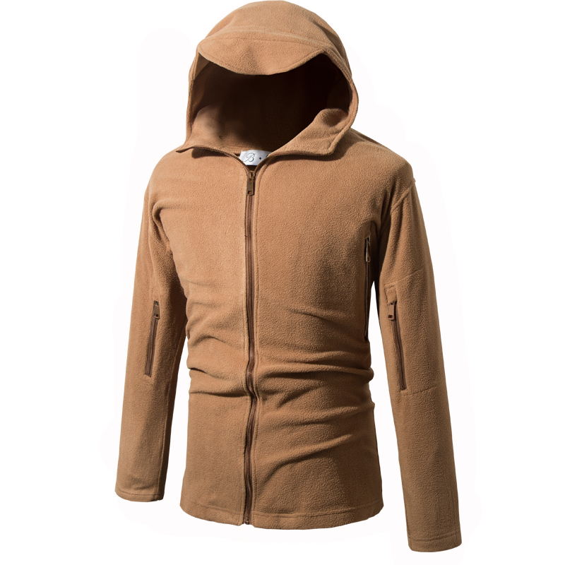 LEFT ROM 2018 Fashion men's premium brand slim Fit Casual hoodies/male New winter Casual hooded jacket size S-XXXL