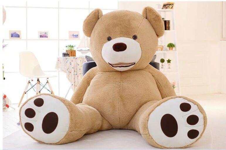 ✅Enorme encantador osito de peluche juguete nueva ceative oso de ...