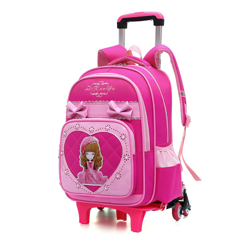 2/6 trolley school backpack Girls Trolley School Bags Cartoon Backpack Wheels School Bags Detachable Children Rolling Backpacks2/6 trolley school backpack Girls Trolley School Bags Cartoon Backpack Wheels School Bags Detachable Children Rolling Backpacks