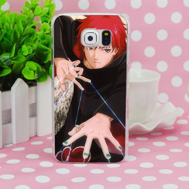 Naruto Transparent Case Cover For Samsung Galaxy