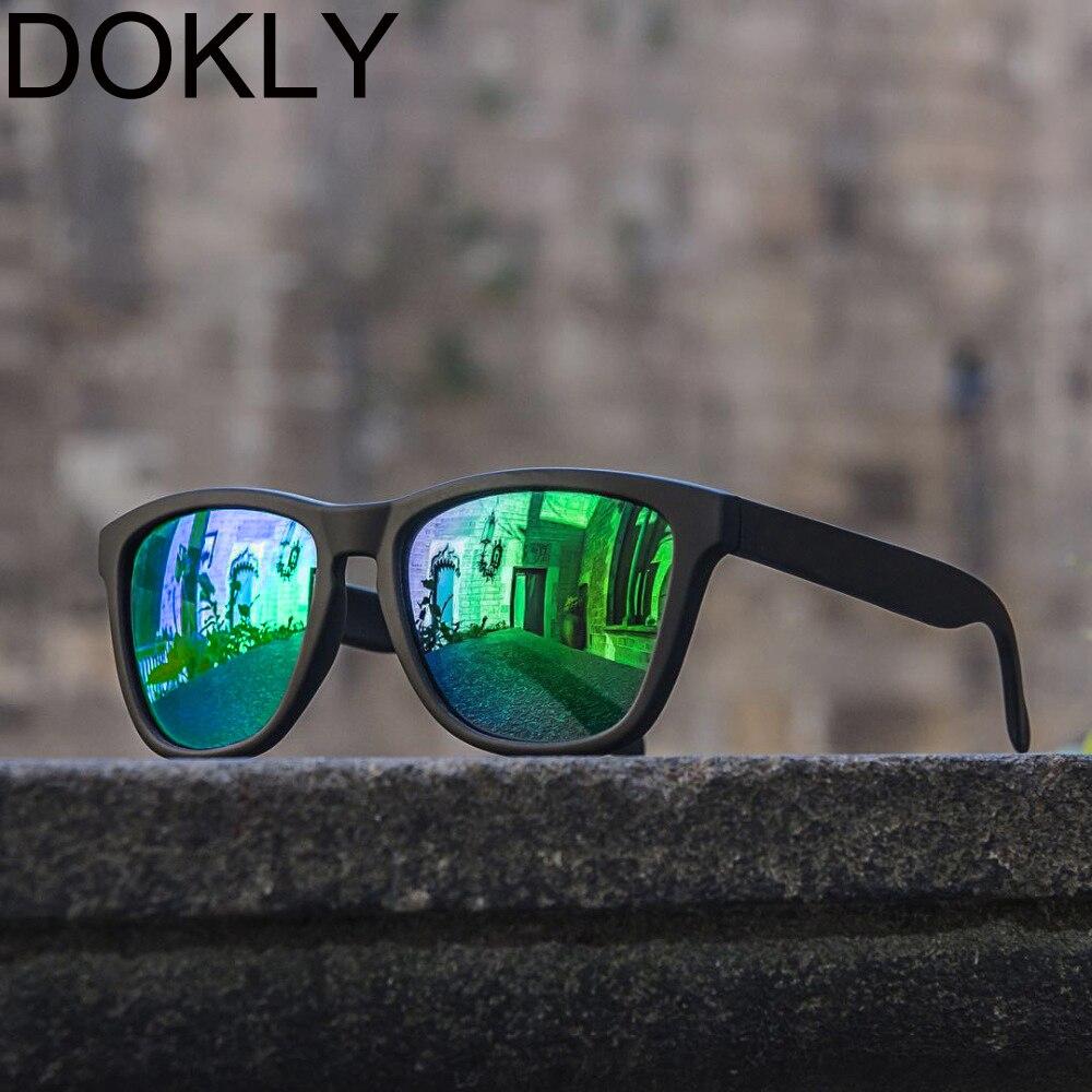 100% QualitäT Dokly Marke Mode Polarisierte Sonnenbrille Frauen Retro Brille Frauen Vintage Sonnenbrille Oculos De Grau Femininos Mode Gafas