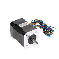 42mm 24V 105W 3 Phase BLDC Brushless DC Motor 4000RPM 5mm Round Shaft 42*42*100mm For 3D Printer Fan Robotics