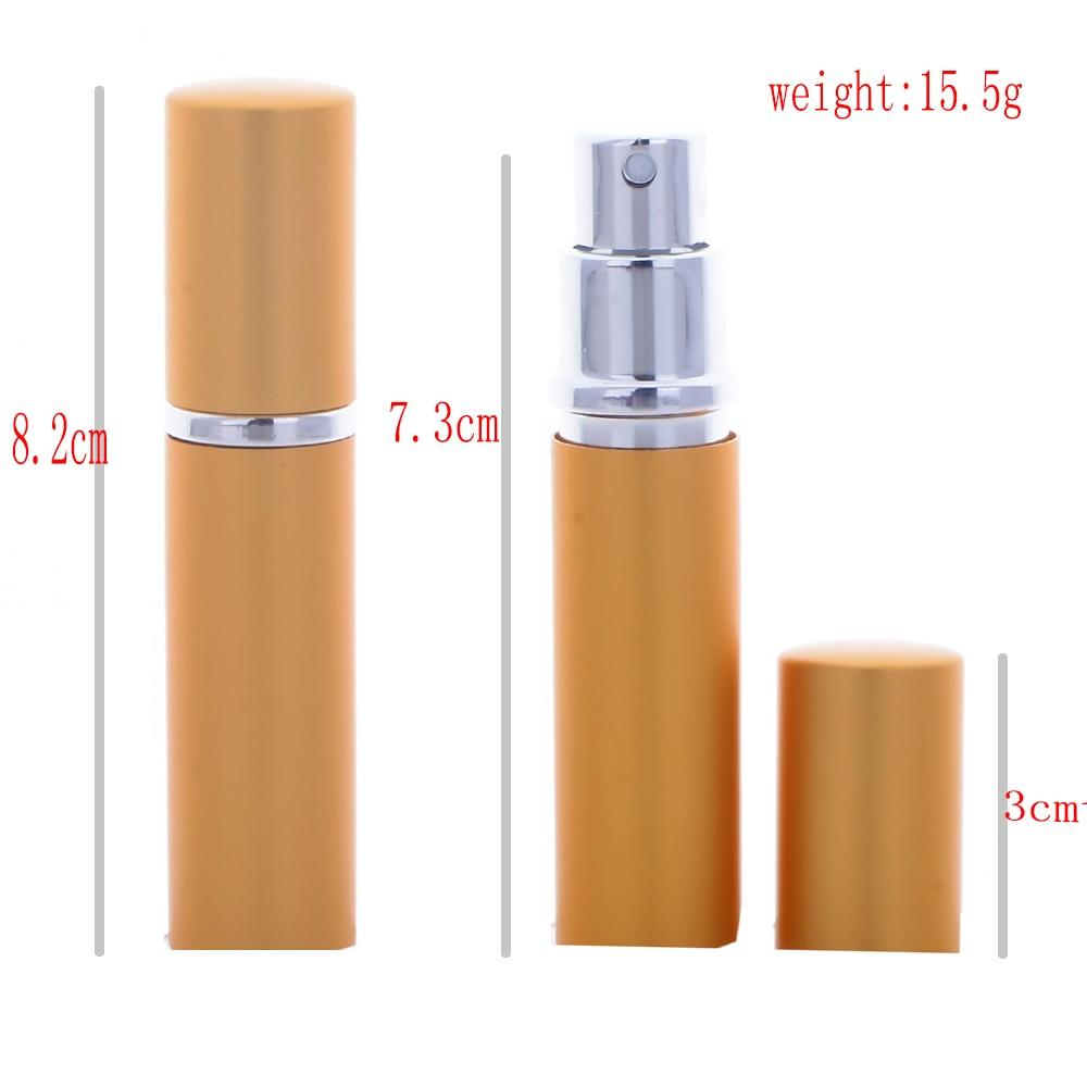 1 Шт. 5 МЛ 7 Цветов Мини Пустой - Инструмент для ухода за кожей - Фотография 4