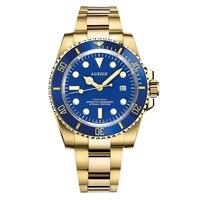 Mens Watches Top Brand Luxury Men Watch Steel Waterproof Watch Male Clock Relogio Masculino Sports Men