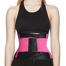 2efeb89a5c Shaper Slim Belt Neoprene Waist Cincher Faja Waist Shaper Corset Waist  Trainer Belt Modeling Strap Waist