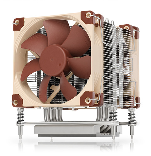 Noctua NH-U9 TR4-SP3 TR4-SP3 AMD CPU TR4 PC computer  processor  COOLERS fans Cooling fan contain Thermal Compound Cooler fans