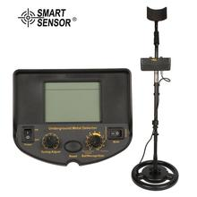 SMART SENSOR AR924M Professional Underground Metal Detector Adjustable Gold Silver Finder Treasure Tracker Seeker 1.8m Depth
